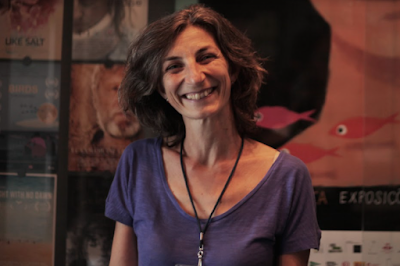 Entrevista com Silvia Di Marco, co-directora do Olhares do Mediterrâneo - Women's Film Festival