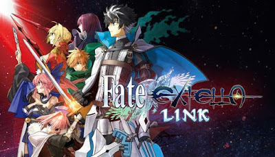 Fate/EXTELLA LINK APK + OBB Download OFFLINE English Version