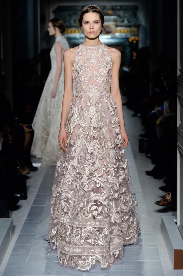 Eccezionale My Note Style: I migliori abiti di Alta Moda presentati a Parigi KW53