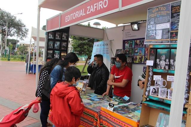 Feria del Libro Ciudad con Cultura llega a Lima Norte