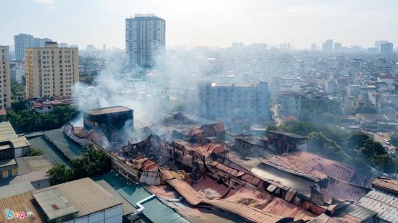 23 kg thủy ngân và sự bất nhất của chính quyền sau vụ cháy Rạng Đông