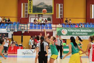 Las chicas del Jaén CB obtienen la Copa Delegación Femenina 2019