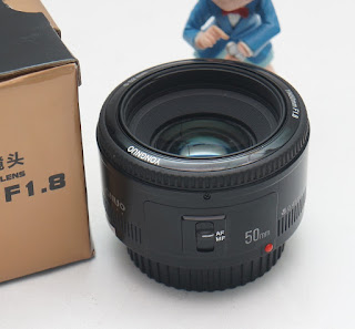 2nd Lens YN 50mm f1.8