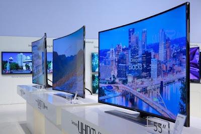 Curved TV Vs Flat TV