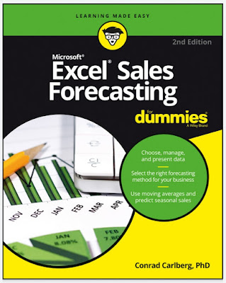 Microsoft Excel Sales Forecasting For Dummies New 2020