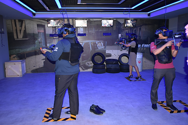 VRinity, Best VR Games Centre at Mall of Medini, Iskandar Puteri, Johor