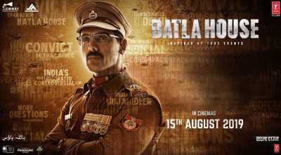 Batla House Hindi Full Movie Download PreDVDRip 2019