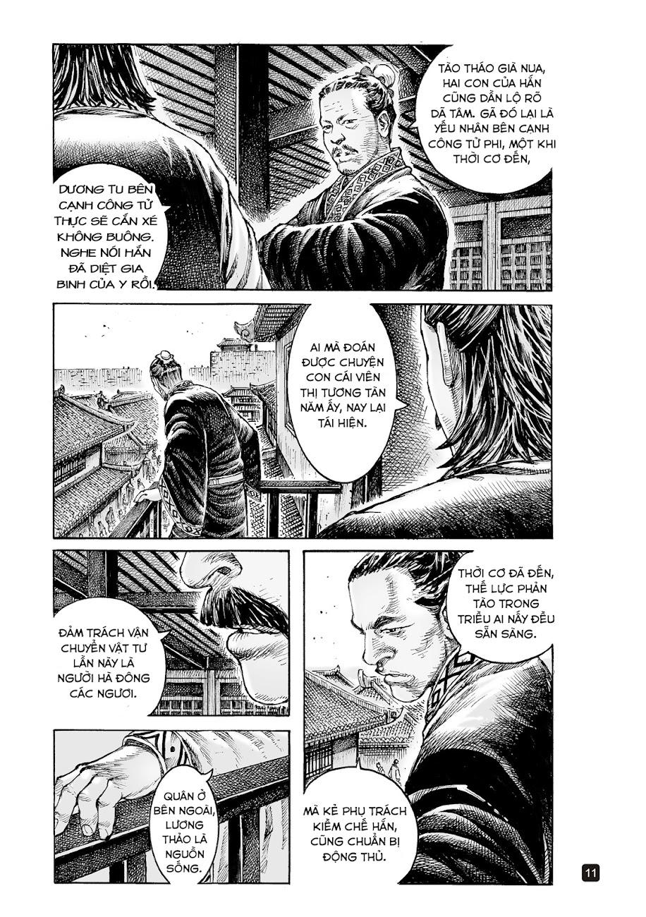 Hỏa phụng liêu nguyên Chương 544: Nghịch tử cứu quốc trang 10