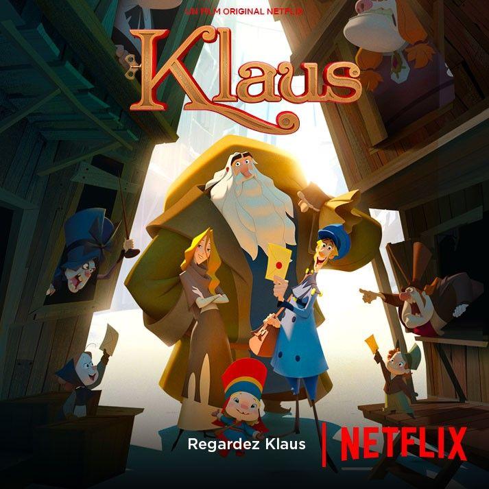 Klaus   Netflix