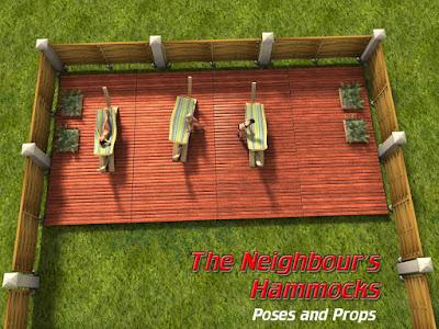 The Neighbour's Hammocks