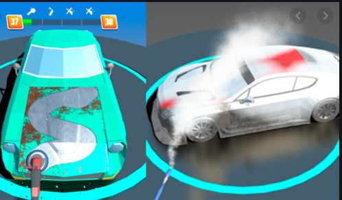 Car Restoration 3D Apk Free on Android Game Download