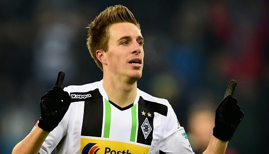 Arsenal and Spurs target Patrick Herrmann signs new deal