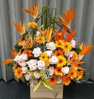 hoa sinh nhat sep