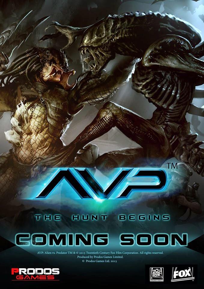 aliens vs predator game - photo #13