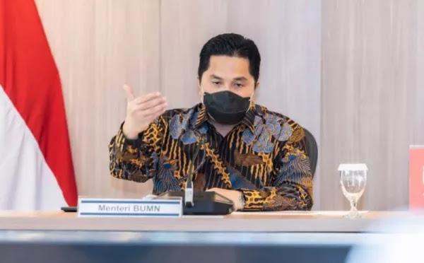 Erick Thohir Minta Warga yang Mampu Bayar Vaksin Covid-19 Sendiri