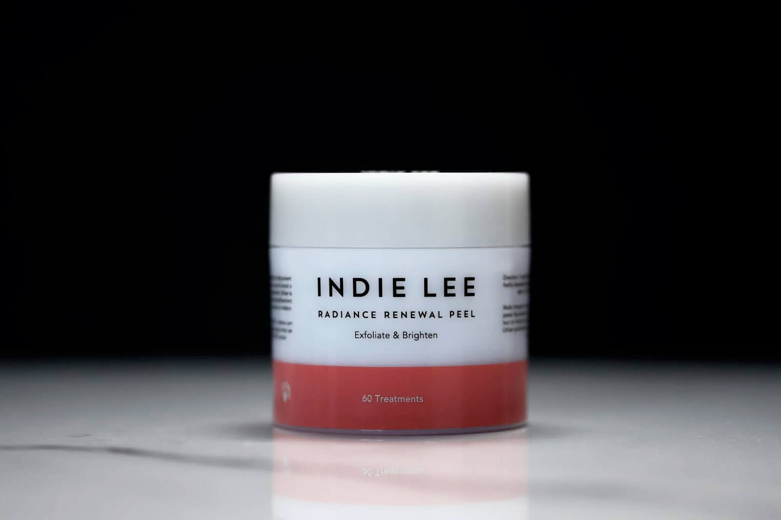 Indie Lee Radiance Rennewal Peel Disques Exfoliants Avis