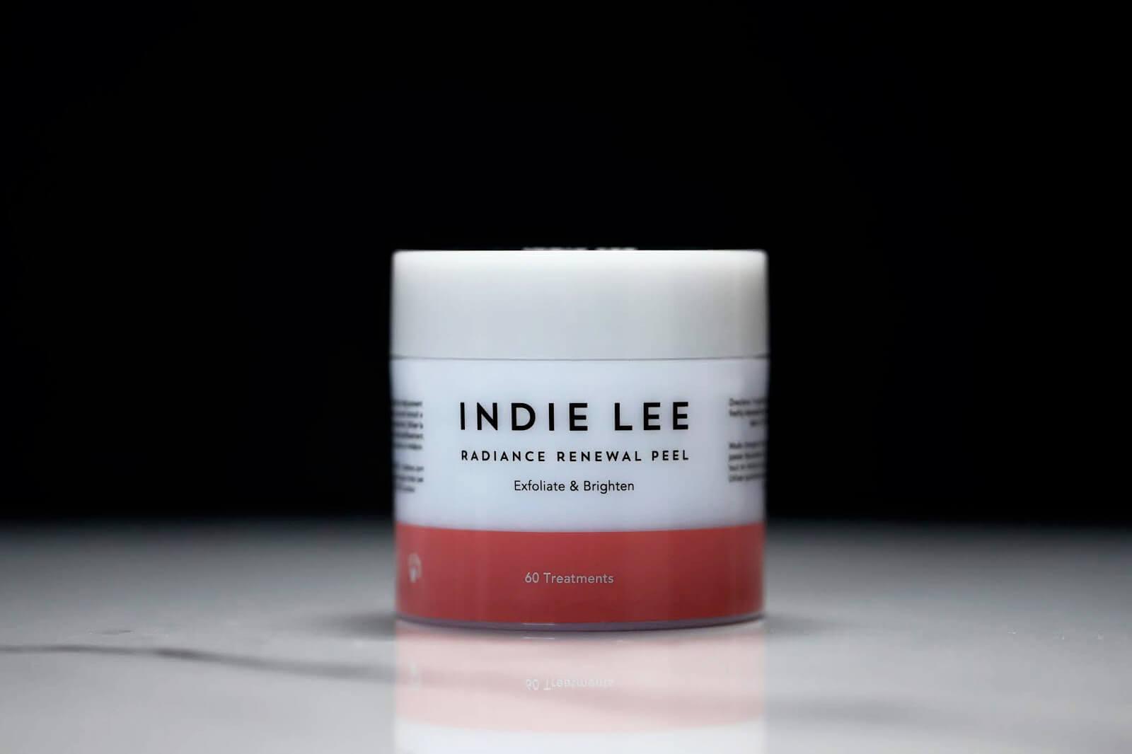 Indie Lee Radiance Rennewal Peel Disques Exfoliants Avis