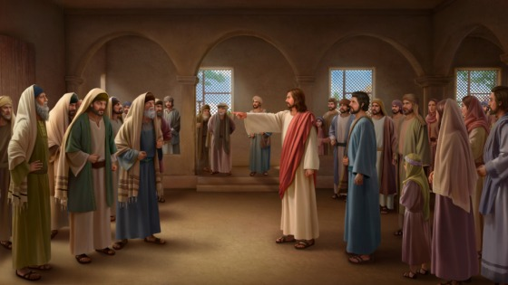 פרושים, כנסיית האל הכול יכול, ישוע המשיח