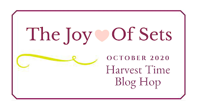 The Joy of Sets - October 2020 - Harvest Time banner