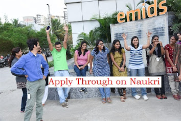 Emids Hiring Freshers on May 2016