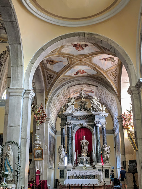 Things to do in Rovinj: tour the church of St. Euphemia