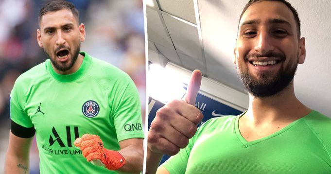 Donnarumma reacts to his PSG debut with sweet message to fans