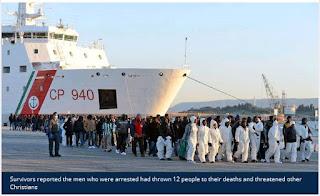 δουλεμπόριο μεταναστών στη Λιβύη