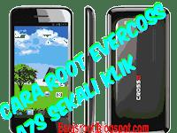 Cara Root Evercoss A7S Tanpa PC Work 100% Cuma Sekali Klik