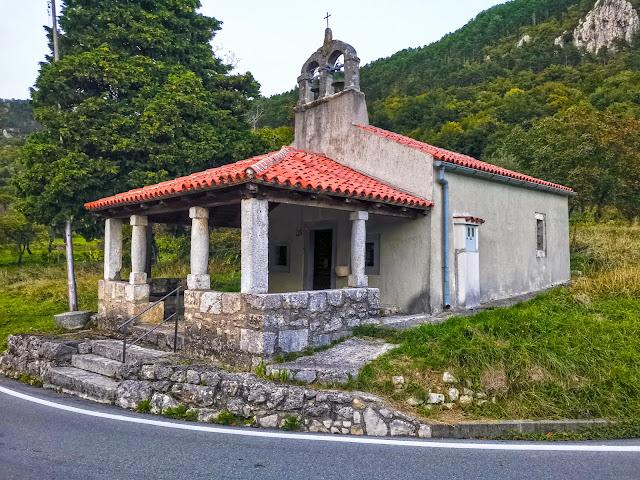 Crkva sv. Mihovila Lovranska Draga