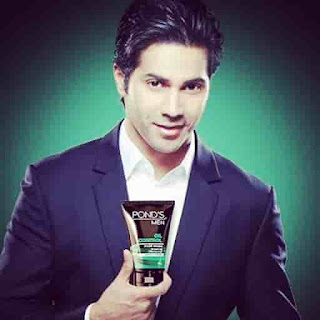 Varun Dhawan Ponds Men Advertisement