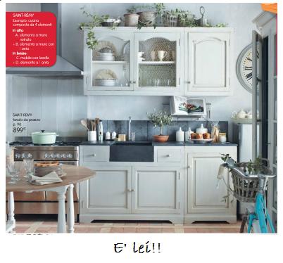 La boite magique di nuovo alla maisons du monde shabby for Mobilia store cucine