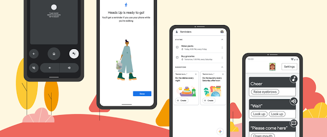 جوجل تكشف عن ميزات جديدة قادمة لأجهزة أندرويد في وقت لاحق من هذا العام