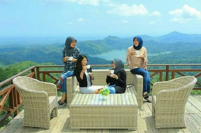 Tiket Masuk Wisata Alam Kalibiru Kulon Progo Jogja Terbaru Wisata Oke