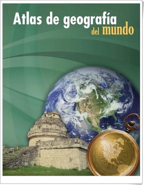 """""""Atlas de Geografía del Mundo"""" (Ciencias Sociales de Primaria)"""