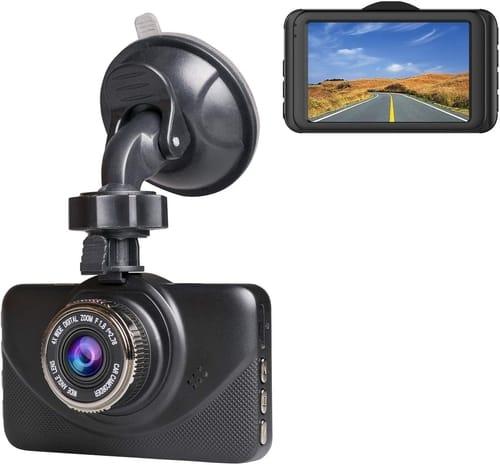 Cdscm 133B Full HD Car Dash Cam Camera Review