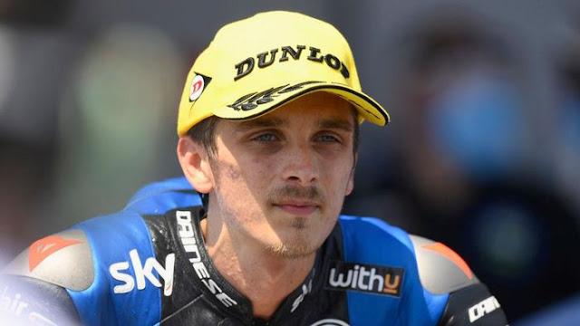 Tim Satelit Ducati Ingin Bawa Adik Valentino Rossi ke MotoGP 2021
