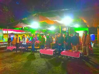 Gema Muharram IPM Perumnas Medan II Diwarnai Aksi Galang Dana Bantu Sinabung