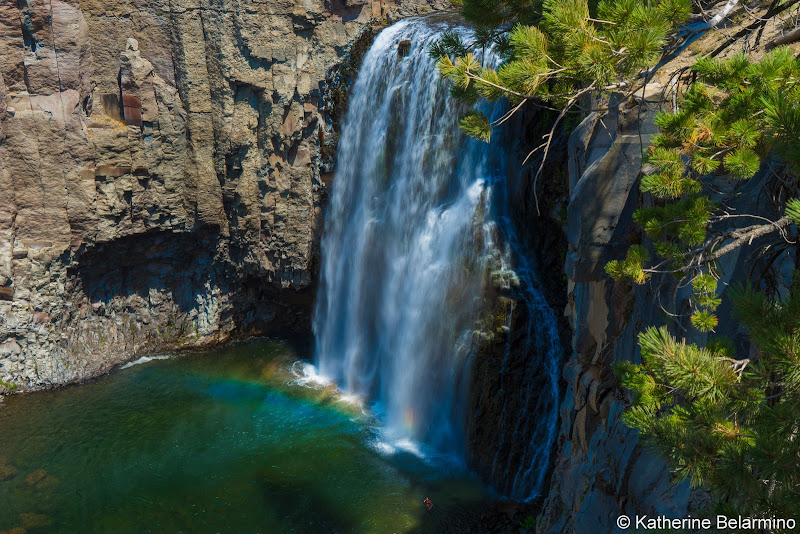 Rainbow Falls Devils Postpile National Monument Things to Do in Mammoth in Summer