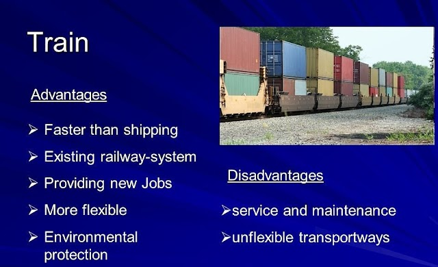 Railway Transport in India - Advantages and Disadvantages