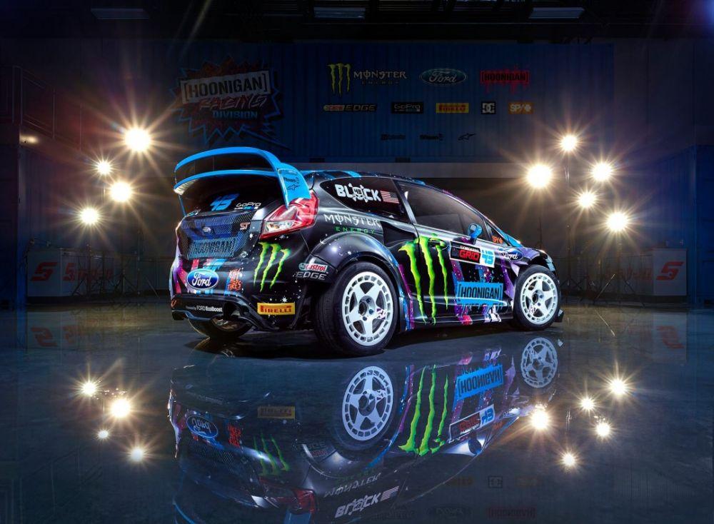 hoonigan2 O Ken Block πουλάει το Ford Fiesta WRC του! Fiesta WRC, Ford Fiesta, Ken Block