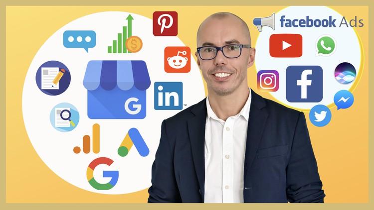 ডিজিটাল মার্কেটিং, ফ্রি কোর্স, ফ্রি ভিডিও, SEO, Digital marketing, Social Media Marketing