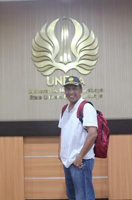 AS T'RAIN Mahasiswa Fakultas Ekonomi Tembus PIMNAS 32