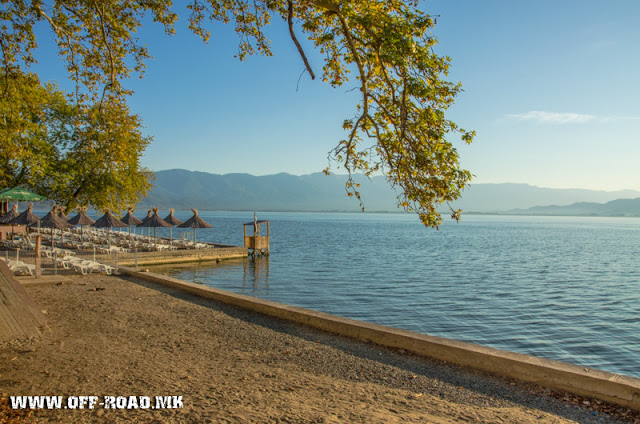 Dojran Lake, Macedonia
