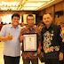 Bupati Terima Penghargaan  Dari Kementerian Koperasi
