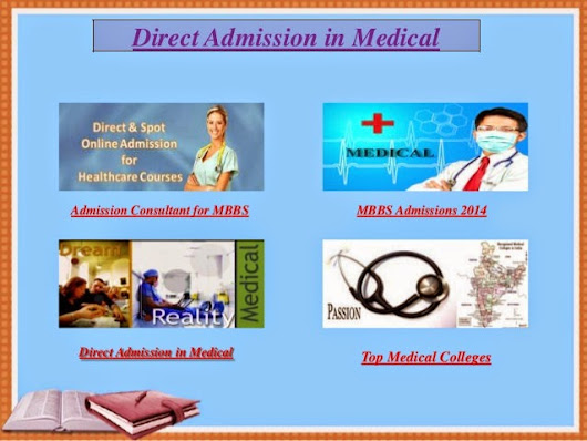 Opt for Making a Bright Future in Medical Education from Karnataka's Colleges