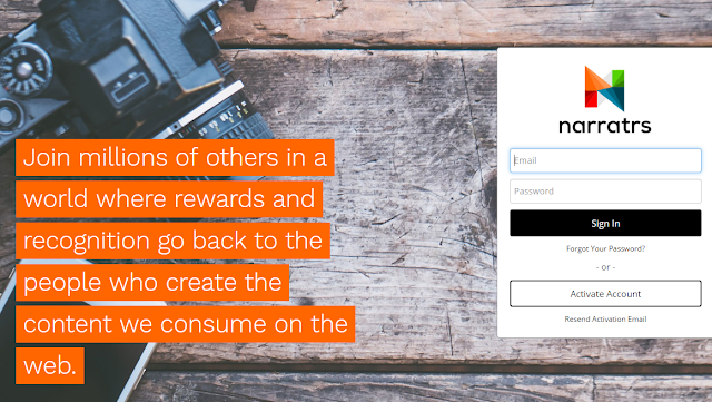 cara nak cashout duit dari narratrs,platform narratrs, buat duit dengan instagram