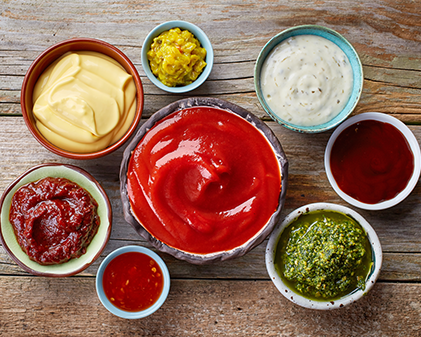 Sauces to go with Meat