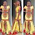 Creative and beautiful ankara and kente Styles 2016