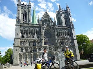Camino de St Olav. Trondheim (Noruega)