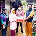 Satgas Covid 19 Desa Bagendit Banyuresmi Garut, Salurkan Bansos Bagi Warga Isoma